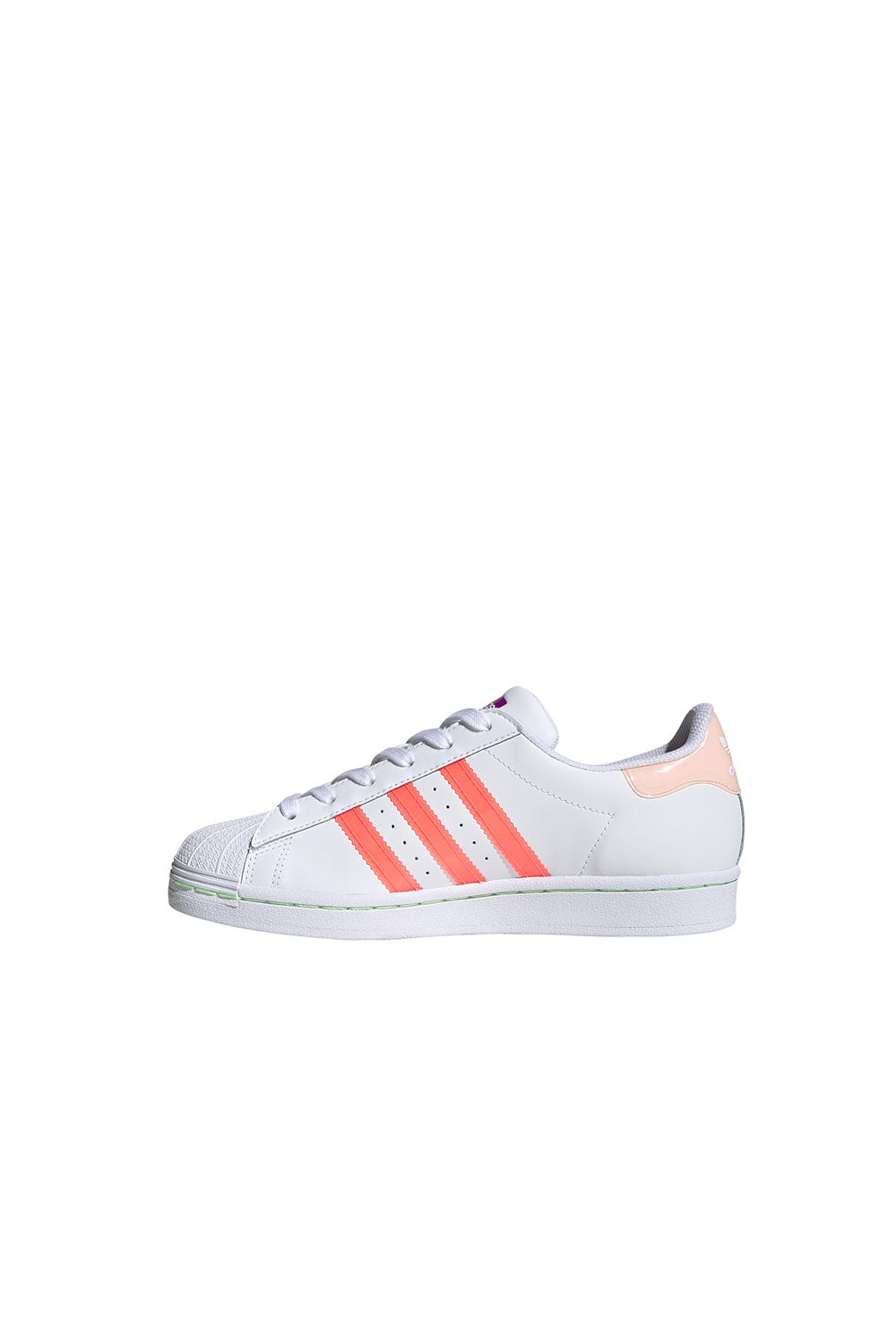 adidas Superstar Shoes Signal Pink