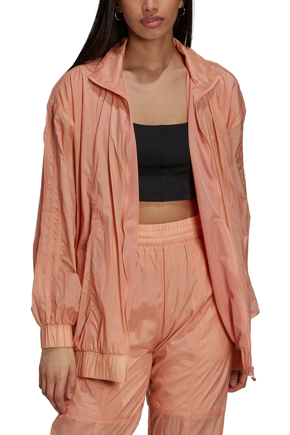 adidas Track Top Ambient Pink
