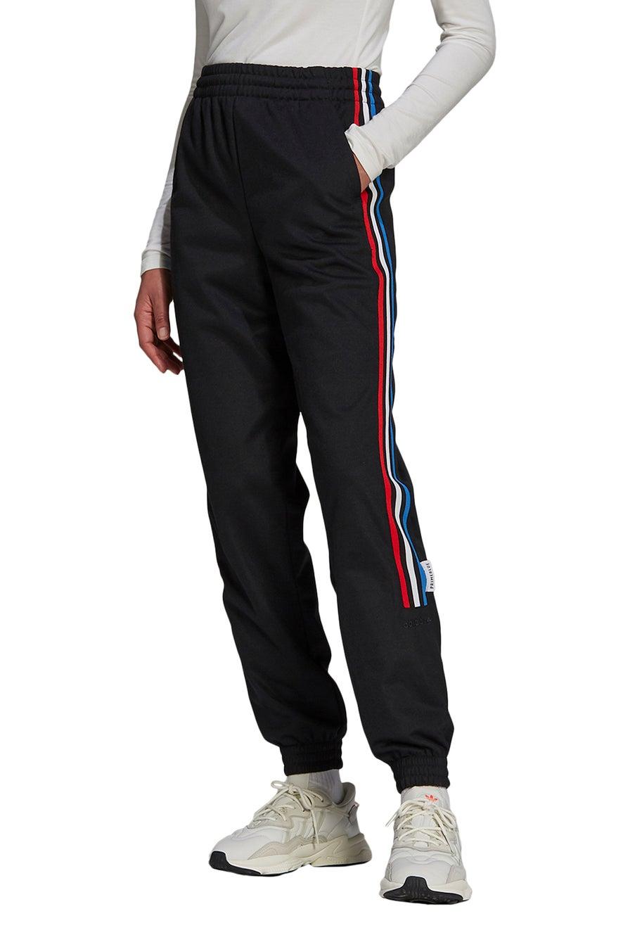 adidas Tricolour Primeblue Track Pants Black