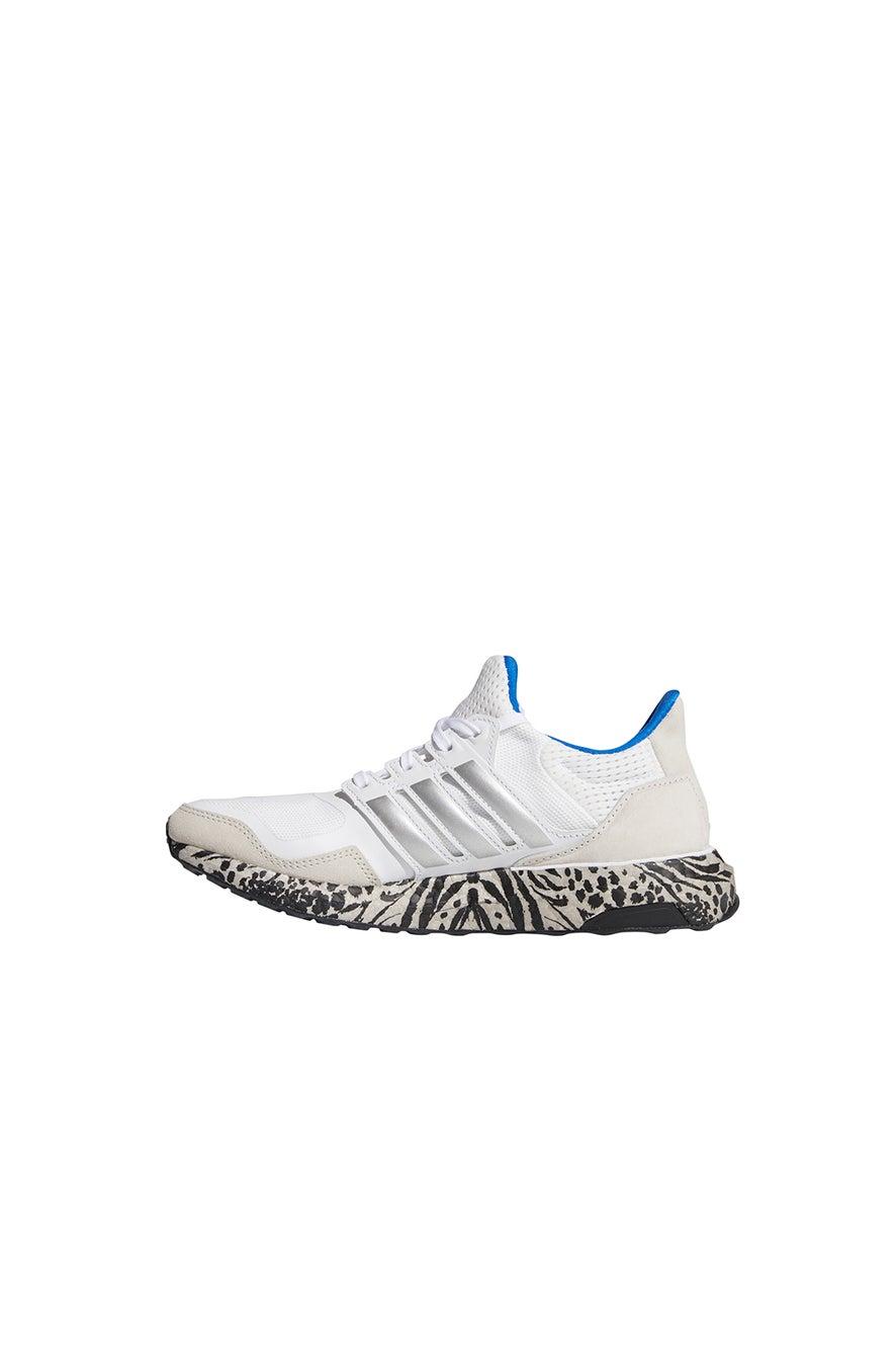 adidas Ultraboost DNA Cloud White/Silver Metallic/Glow Blue