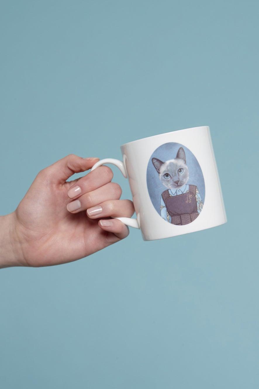 Animal Character Mug