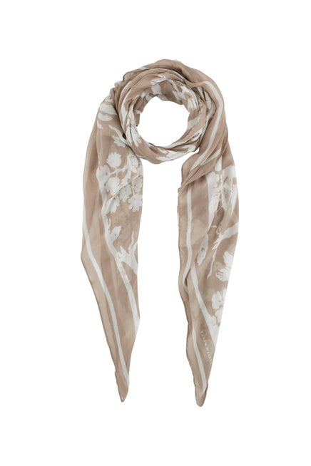 Animal Kingdom Viscose Gauze Scarf