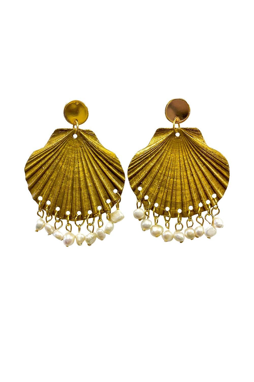 Anoushka Van Rijn Fanza Earrings