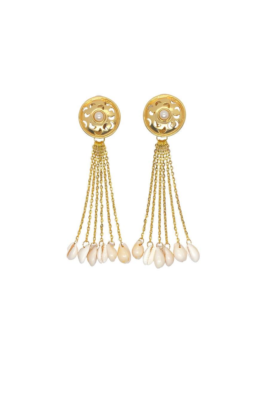 Anoushka Van Rijn Moon Magic Earrings