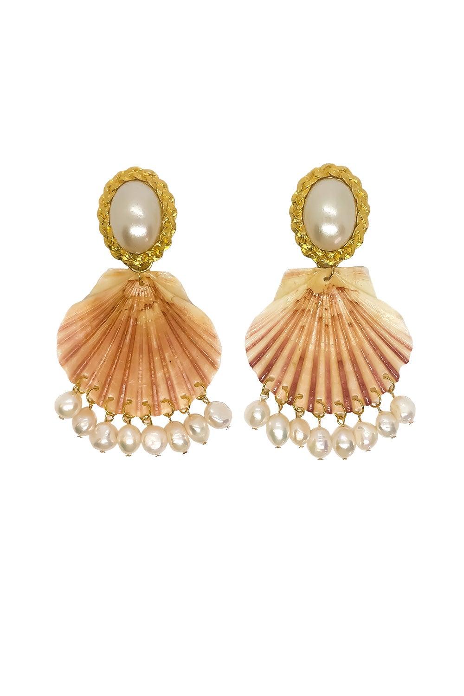 Anoushka Van Rijn Samudra Earrings