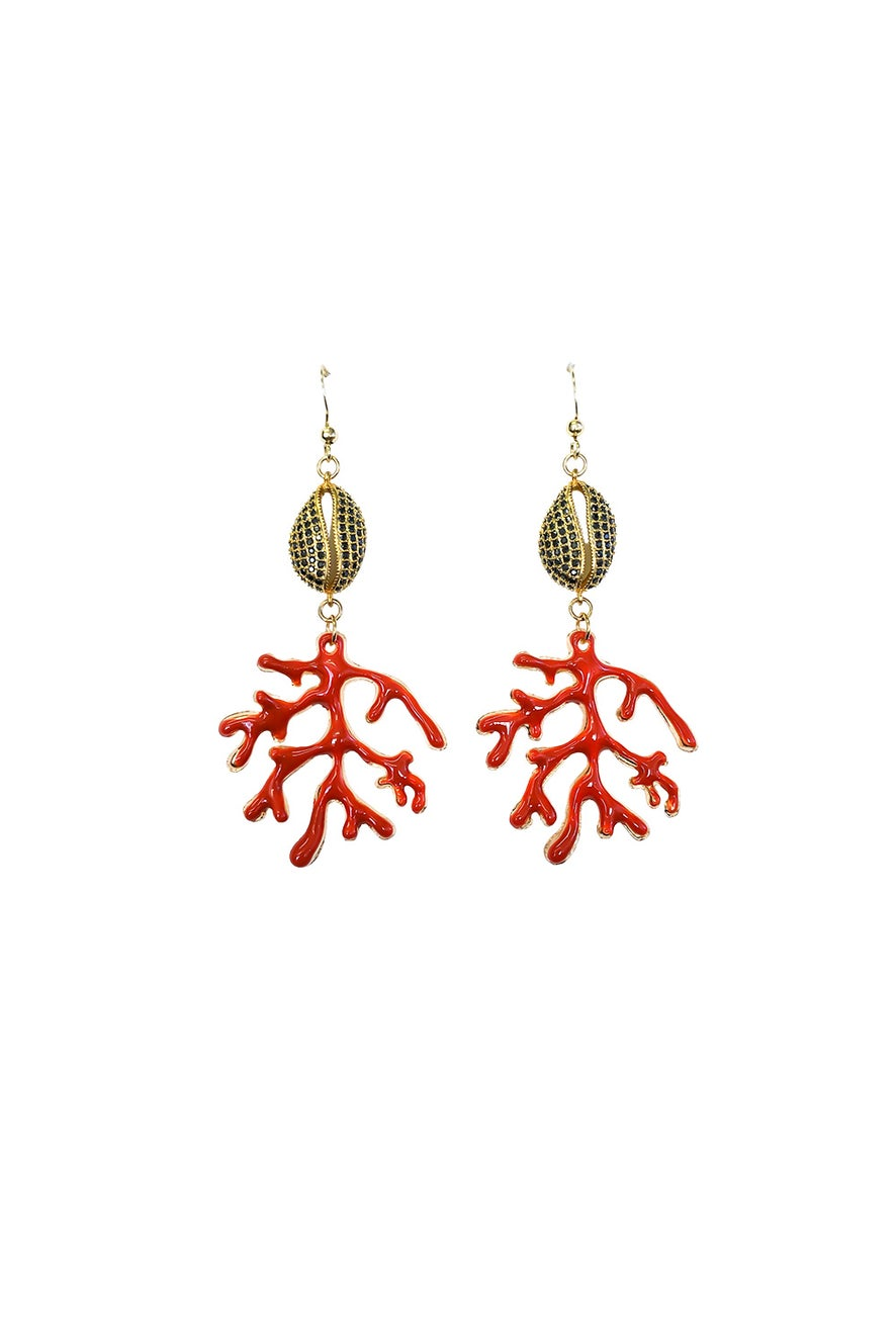 Anoushka Van Rijn Seaside Love Earrings