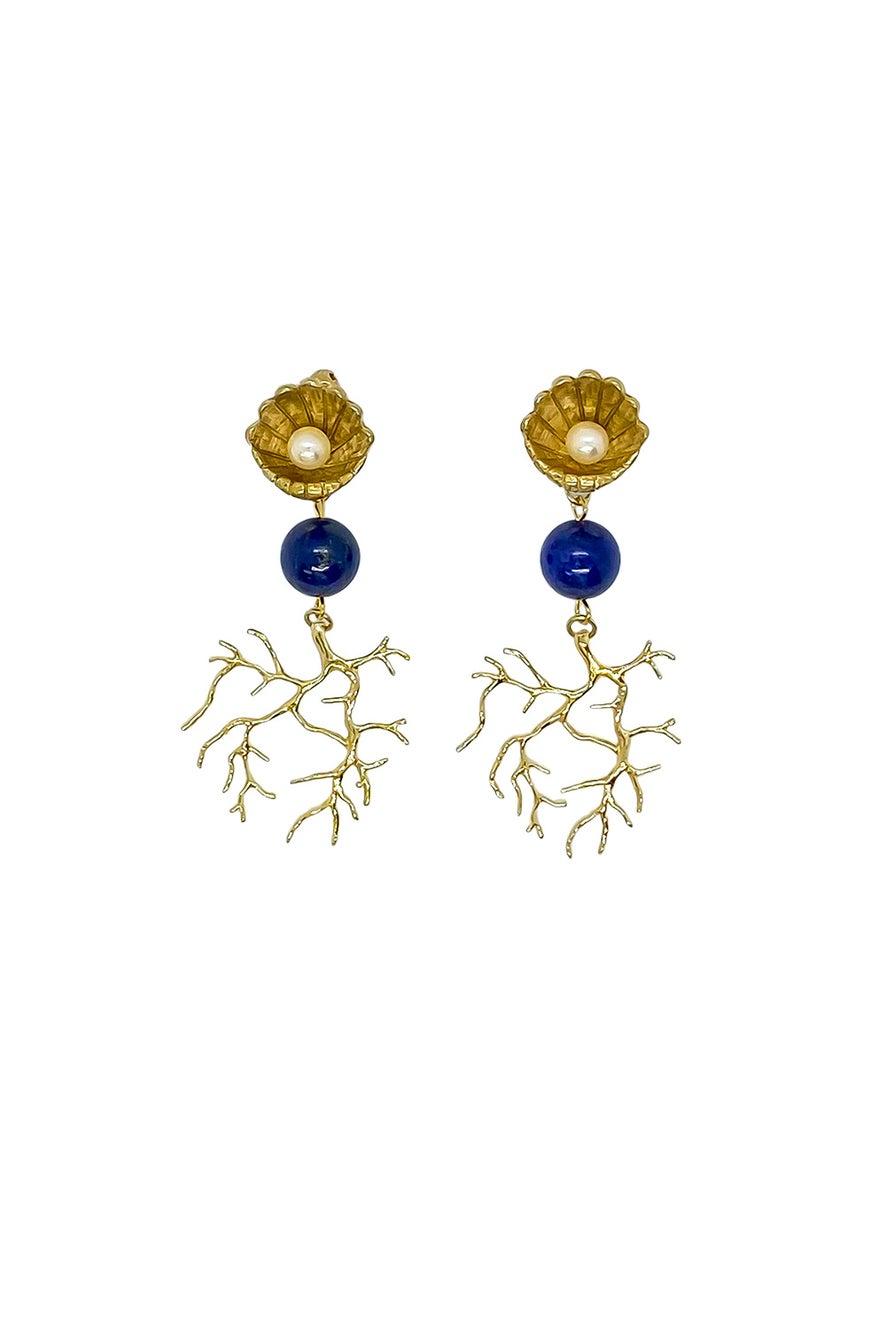Anoushka Van Rijn Zee Earrings