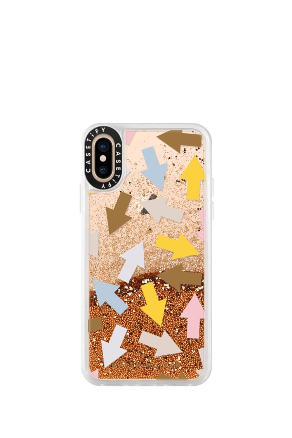Arrows iPhone Case Multicolour