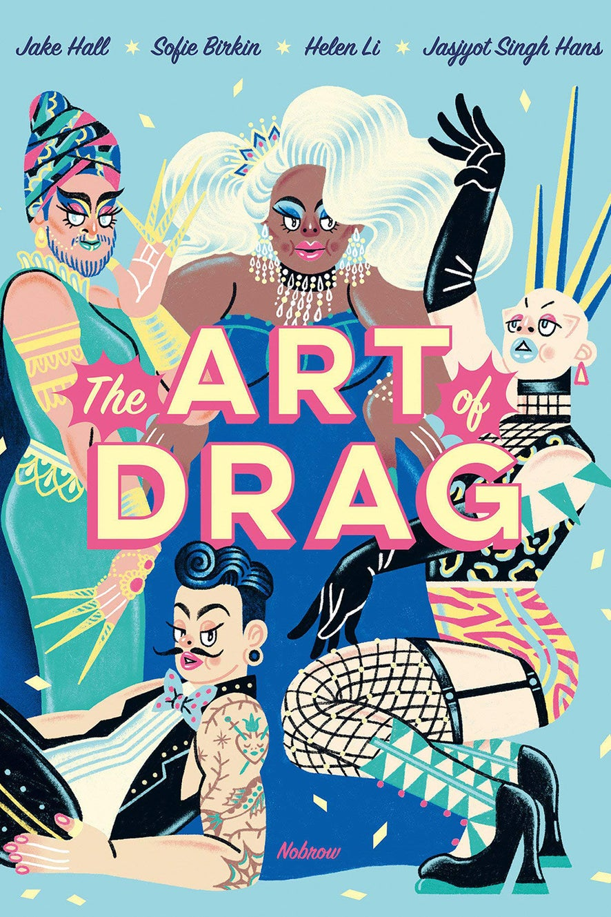 Art of Drag by Hall by Jake Hall