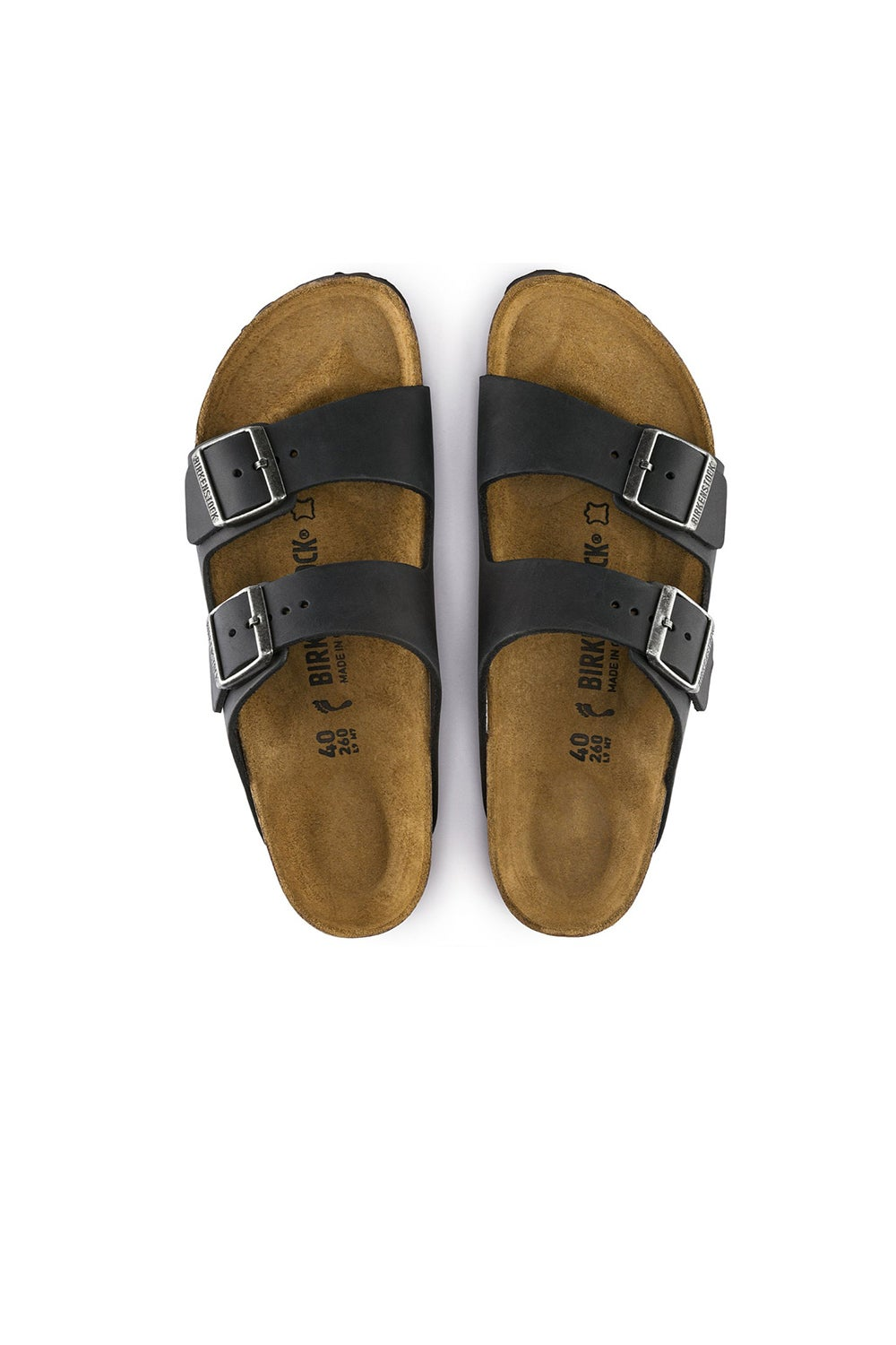 Birkenstock Arizona Regular Fit Black