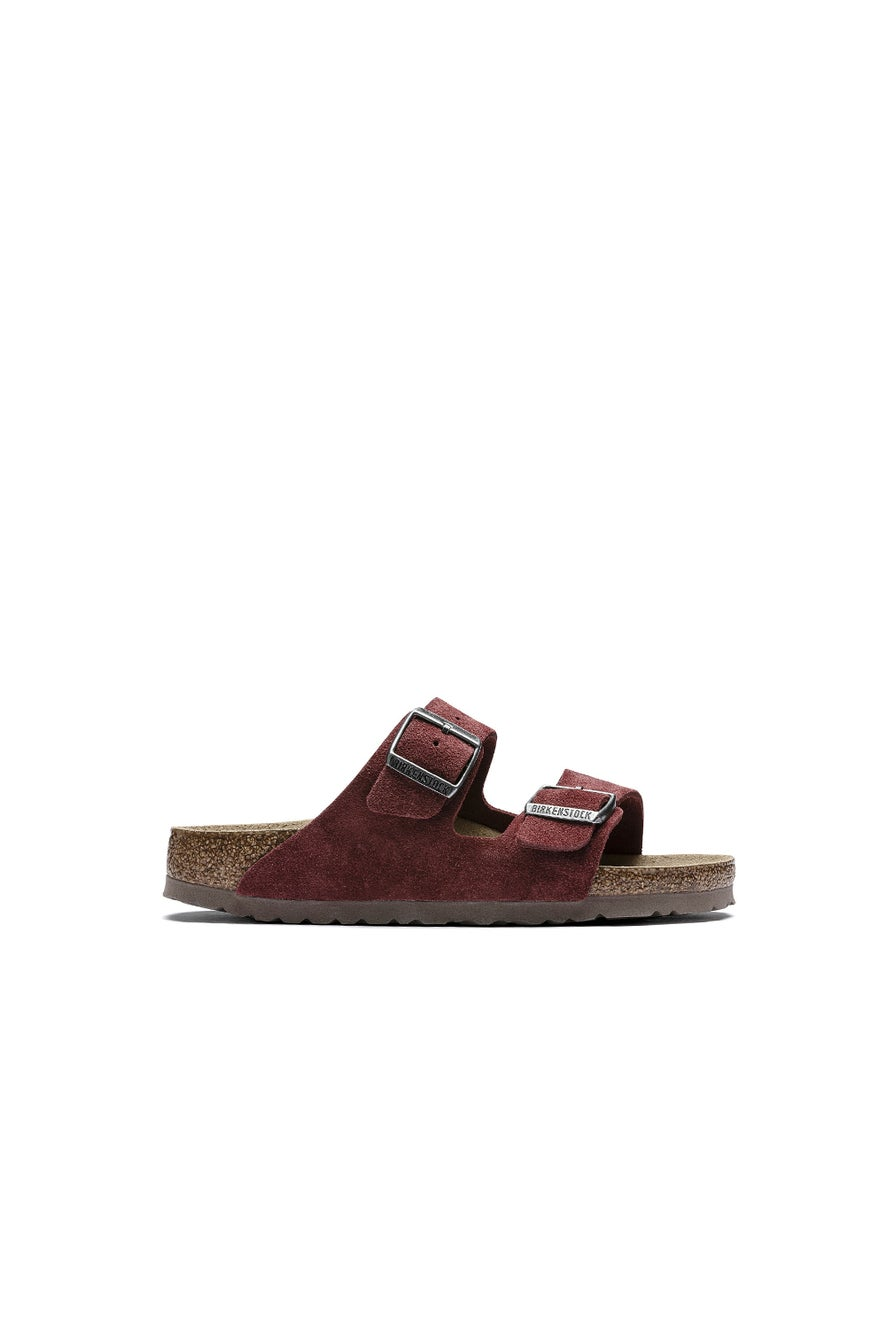 Birkenstock Arizona SFB Narrow Fit Vermouth
