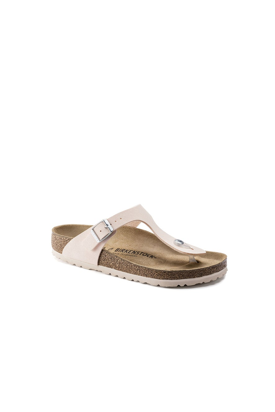 Birkenstock Gizeh Brushed Vegan Regular Fit Light Rose