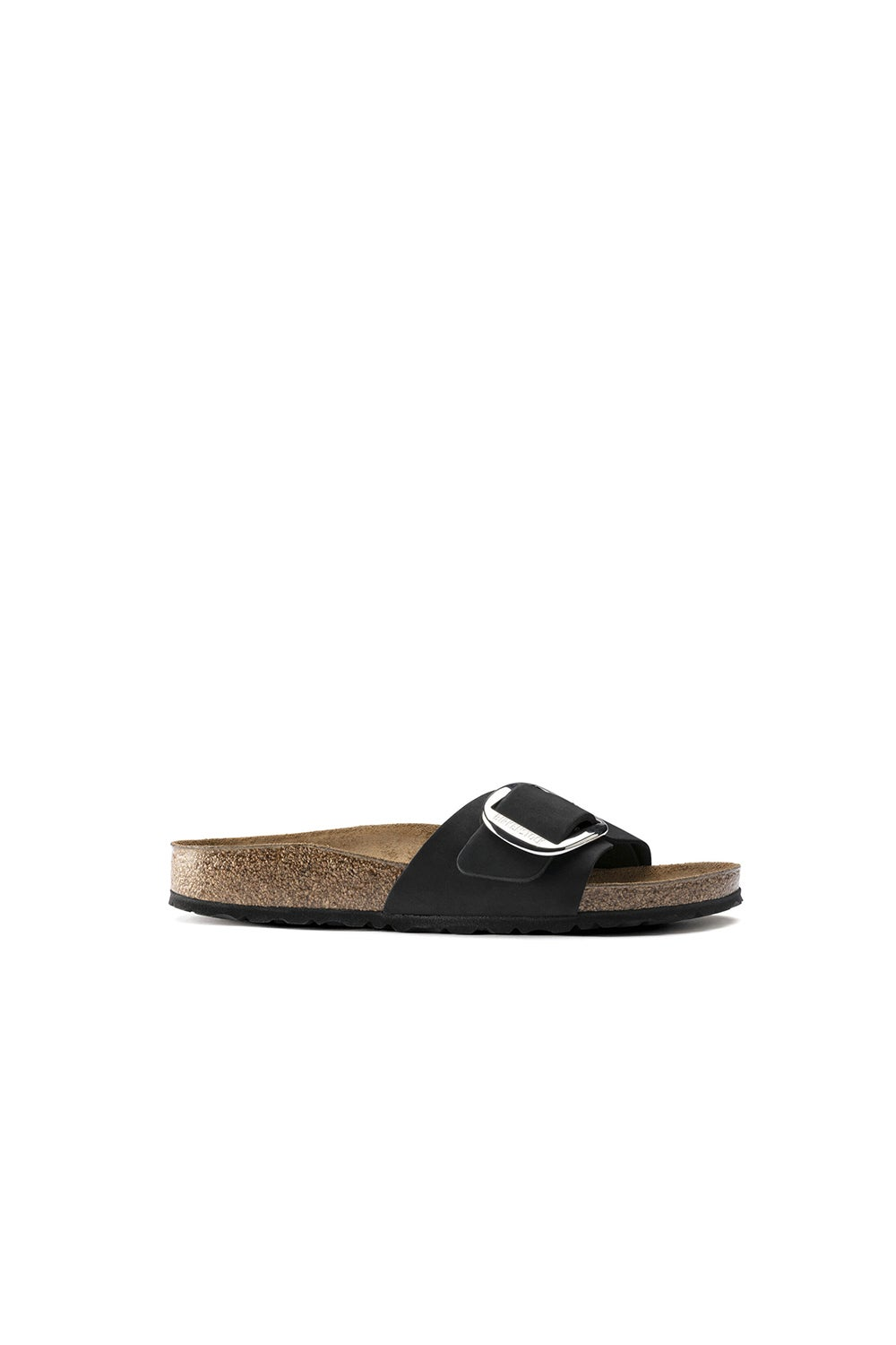 Birkenstock Madrid BB Soft Nubuck Narrow Fit Black