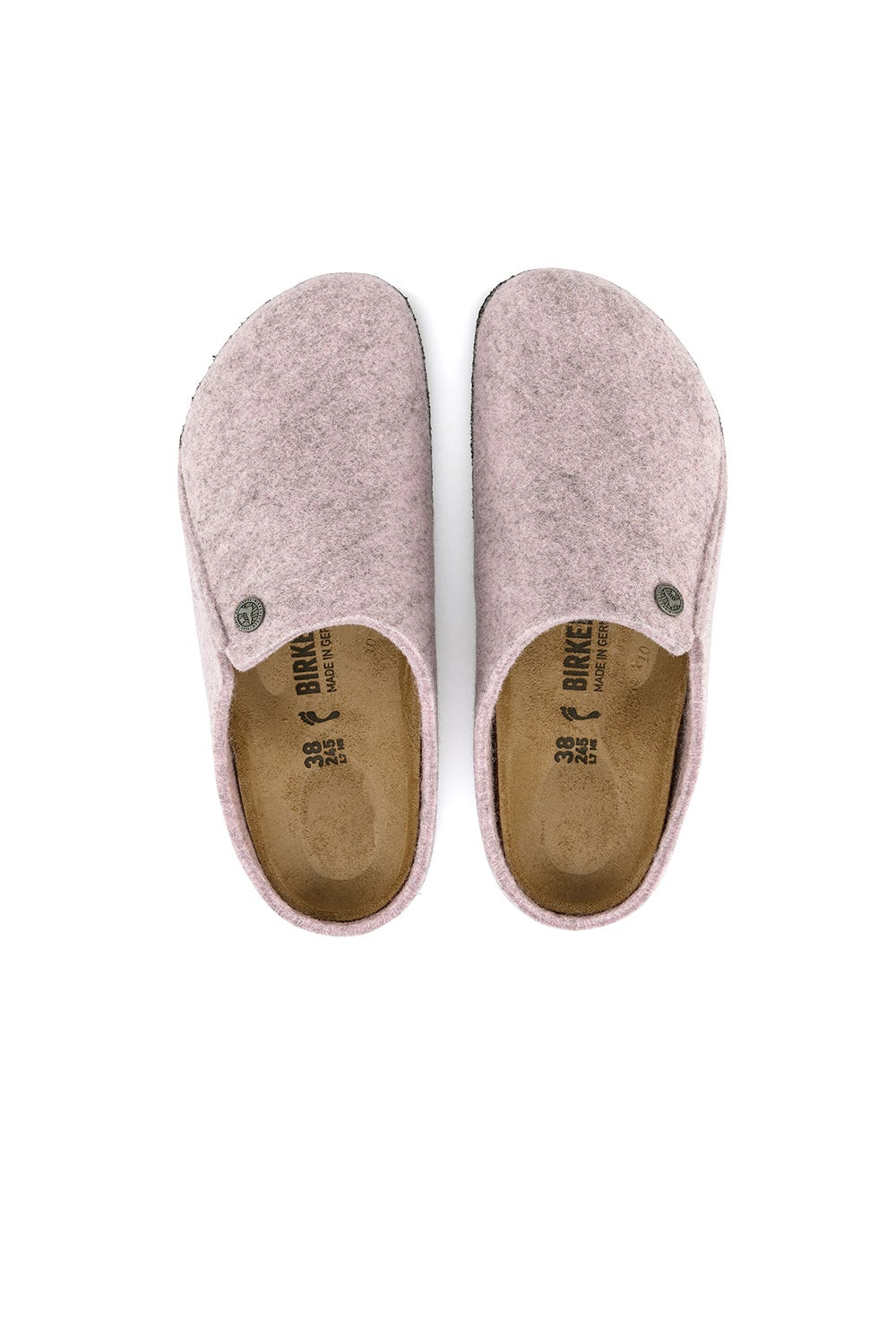 Birkenstock Zermatt Narrow Fit Soft Pink