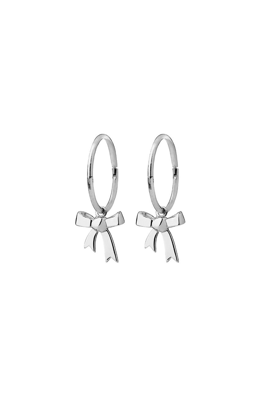 Bow Sleepers Silver
