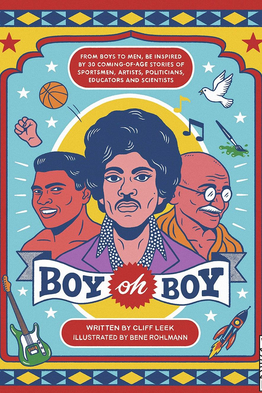 Boy oh Boy by Cliff Leek and Bene Rohlmann