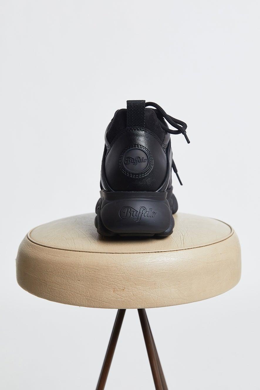 Buffalo CLD Corin Vegan Sneaker Black