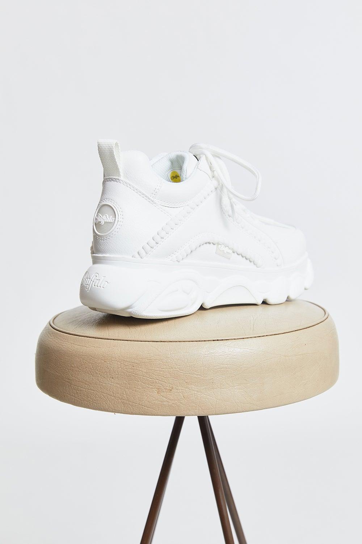 Buffalo CLD Corin Vegan Sneaker White