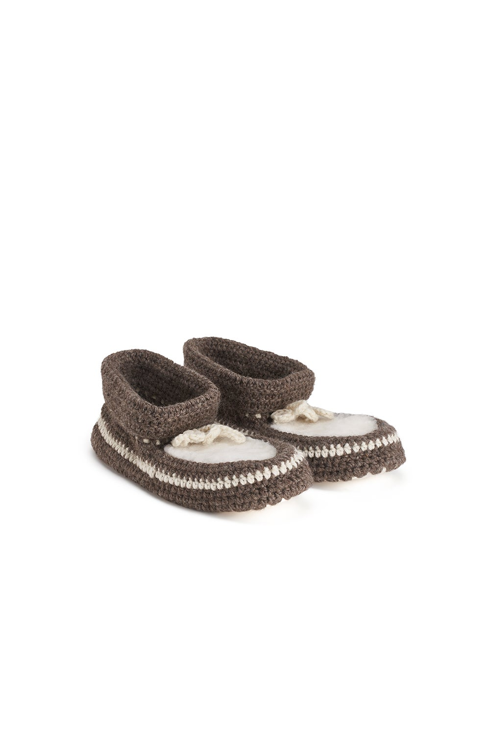 Classic New Zealand x Karen Walker Crochet Slipper