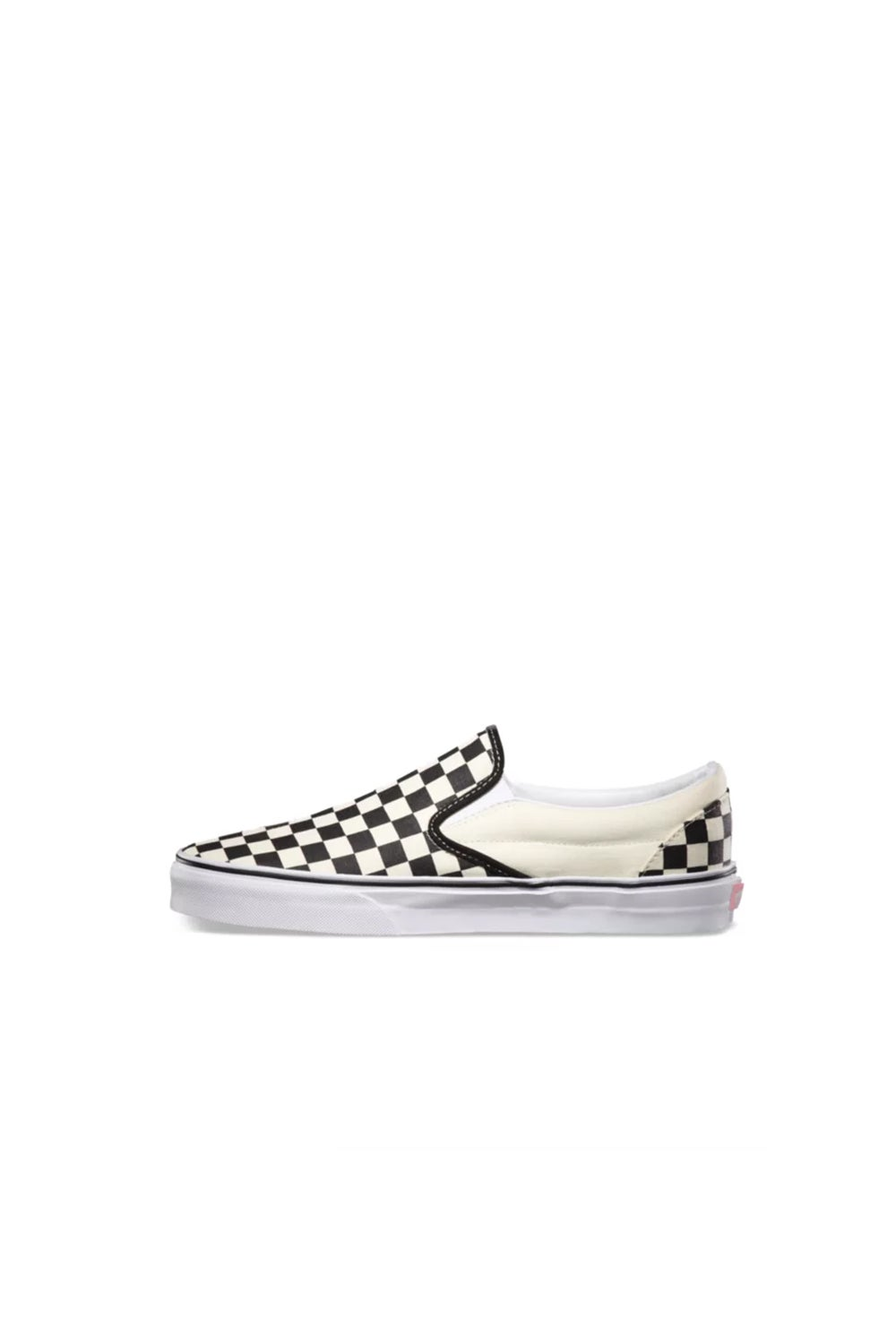 Vans Classic Slip On Black and White Checker