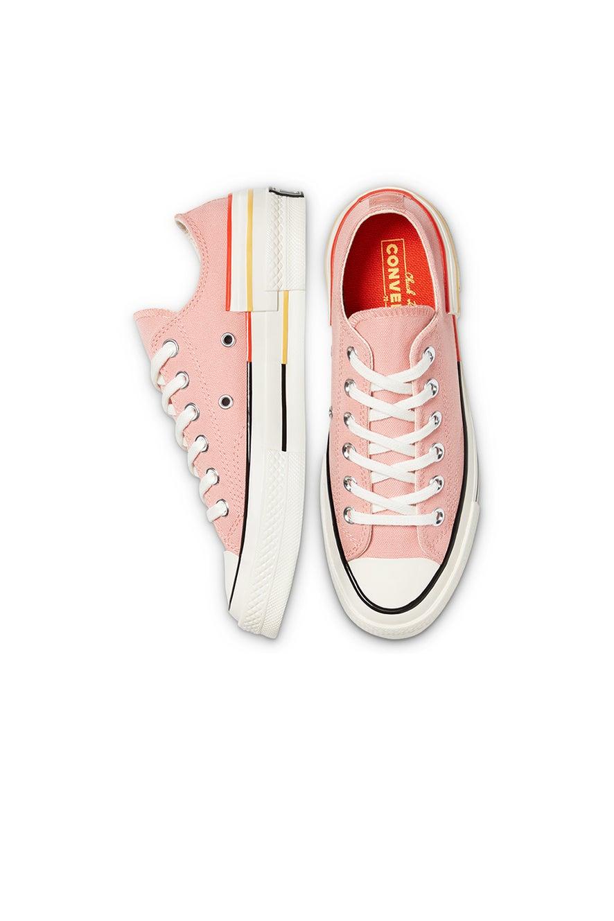 Converse Chuck 70 Colour Block Low Top Pink Quartz