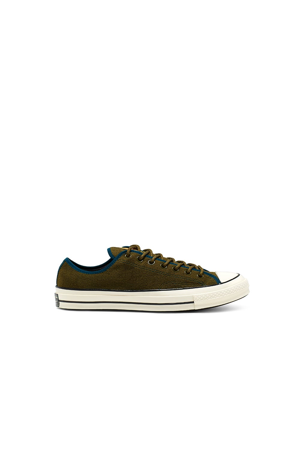 Converse Chuck 70 Low Top Archival Terry Surplus Olive