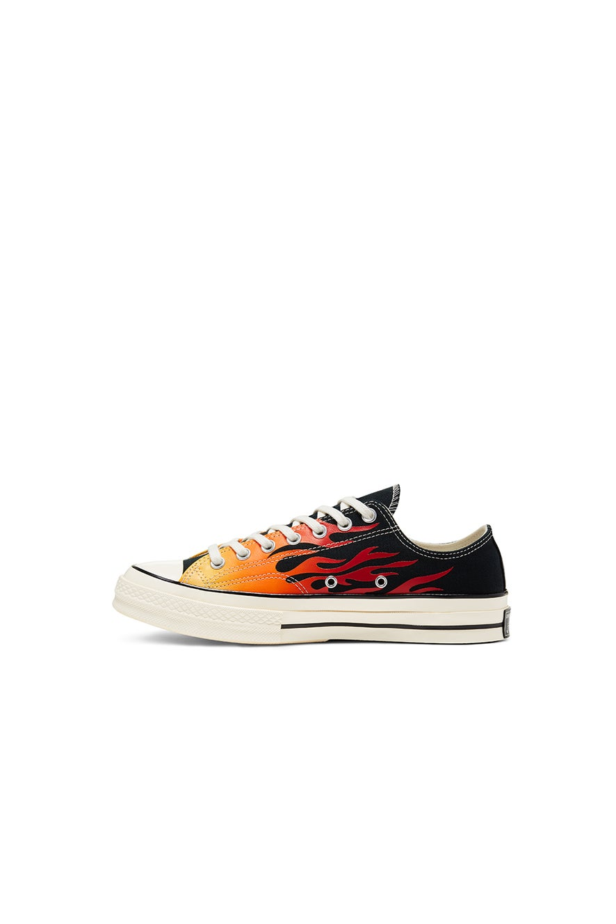 Converse Chuck Taylor All Star 70 Archive Print Enamel Red