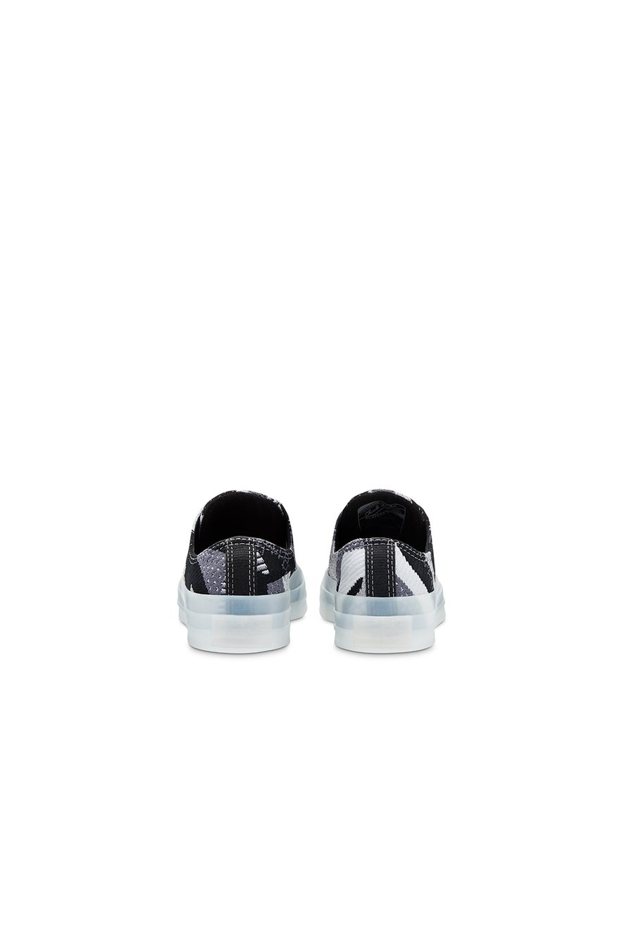 Converse Chuck Taylor 70 Knit Black/White/Gravel