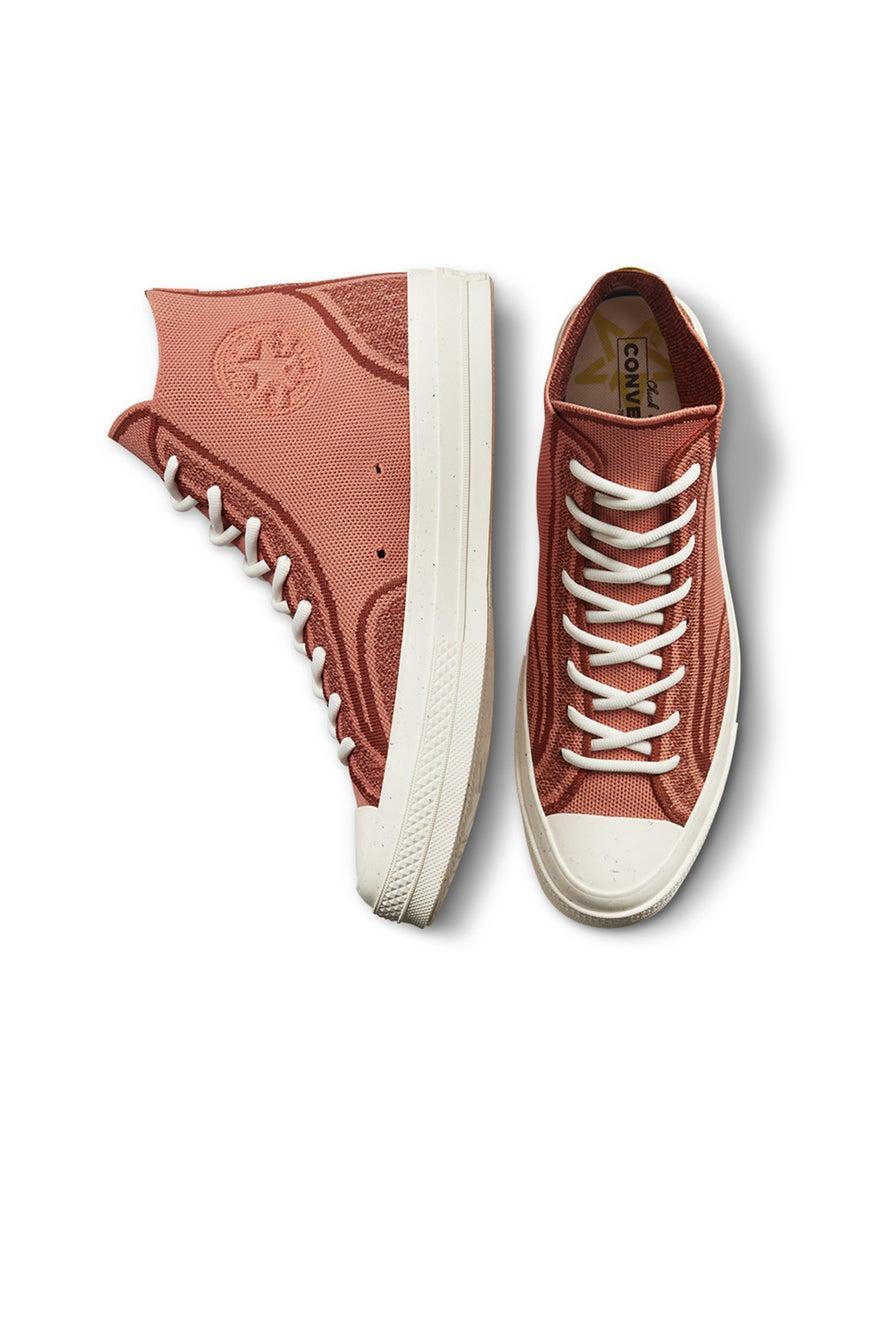 Converse Chuck 70 Renew Knit High Top Healing Clay