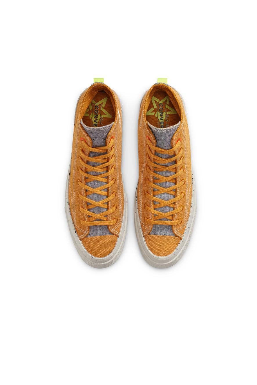 Converse Chuck 70 Renew High Top Saffron Yellow