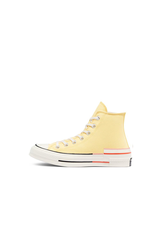 Converse Chuck Taylor All Star 70 Colour Block High Top Citron