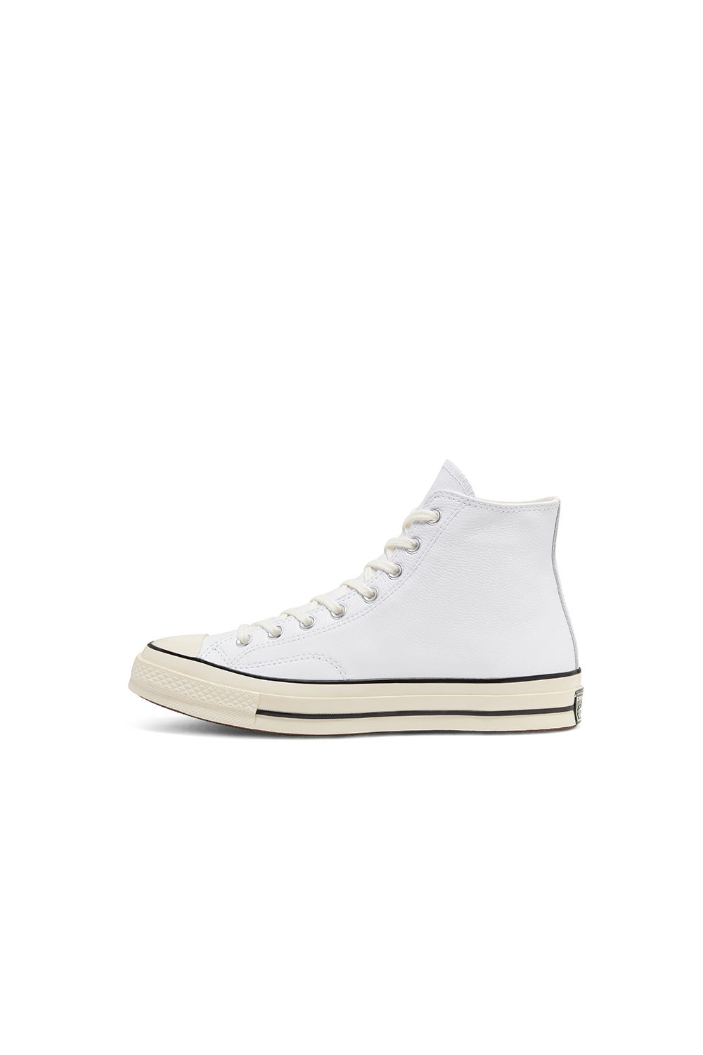 Converse Chuck Taylor All Star 70 Leather Hi Top White