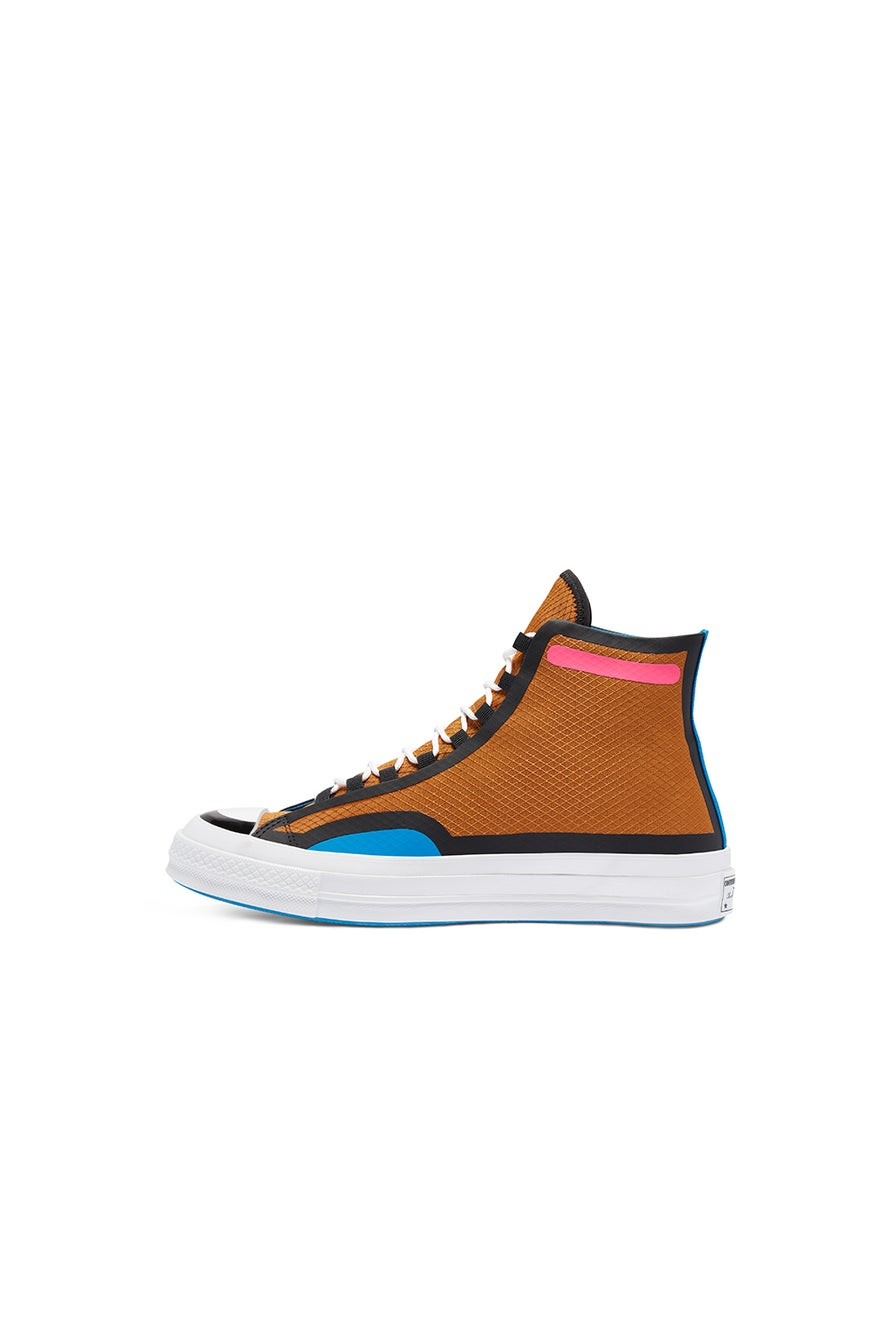 Converse Chuck Taylor All Star 70 Trail Hi Top Dark Soba/Hyper Pink
