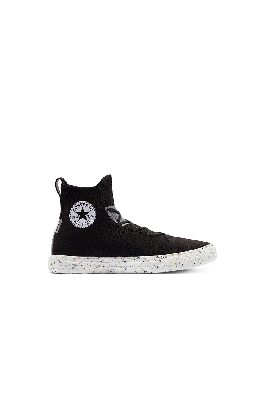Converse Chuck Taylor All Star Crater Renew Knit High Top Black