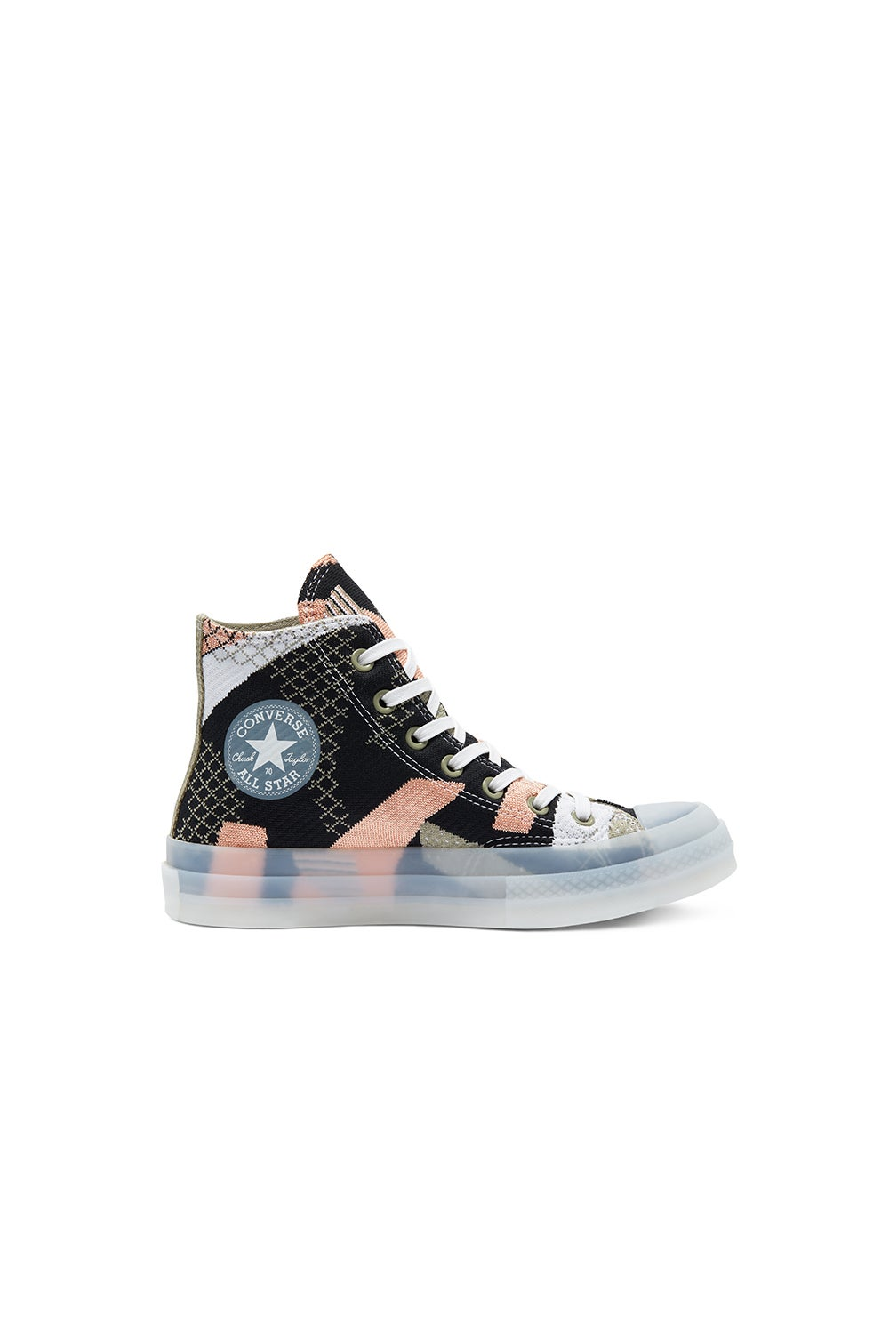 Converse Chuck Taylor all Star Knit Cantaloupe/Black/White
