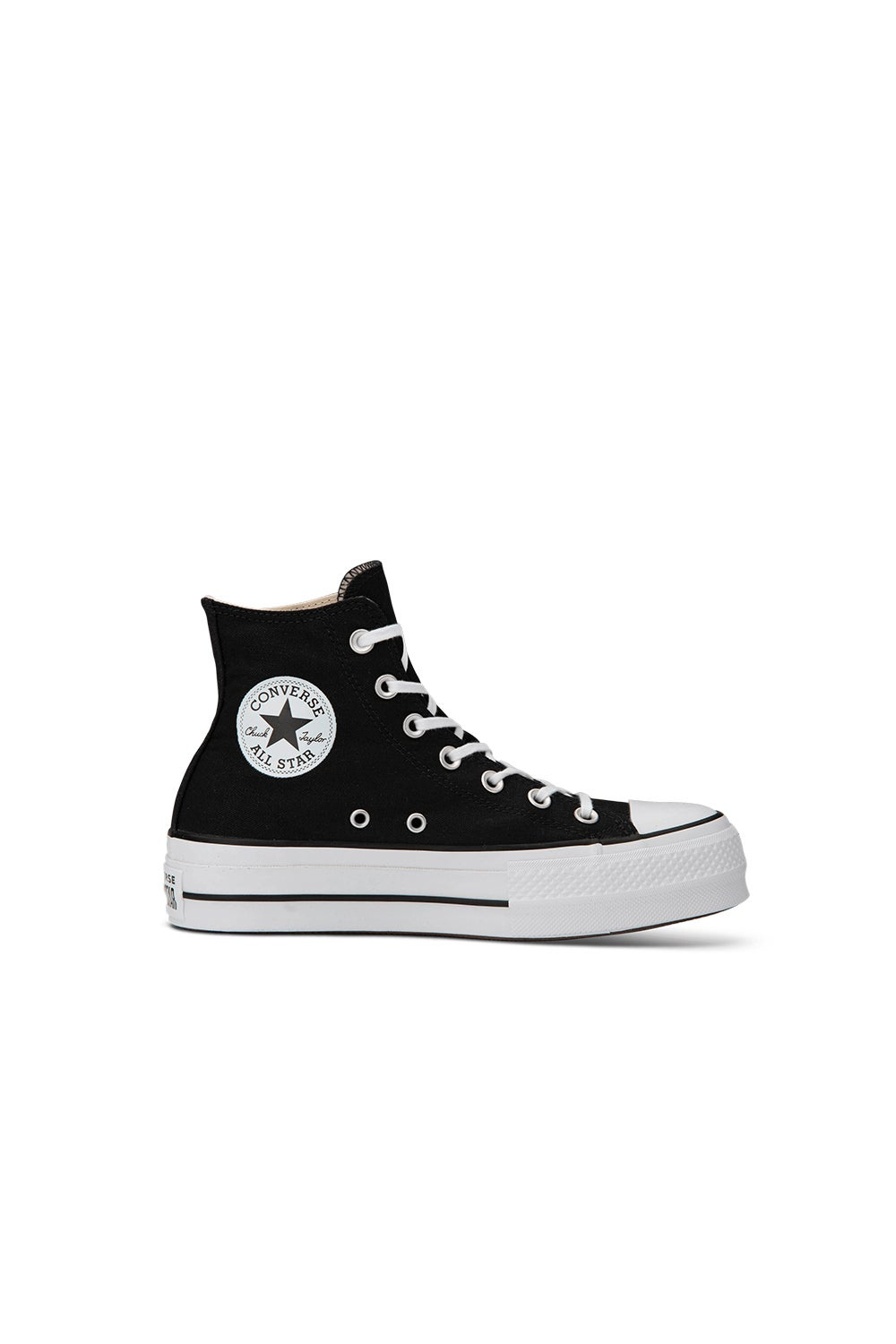 Converse Chuck Taylor All Star Lift Hi Top Black