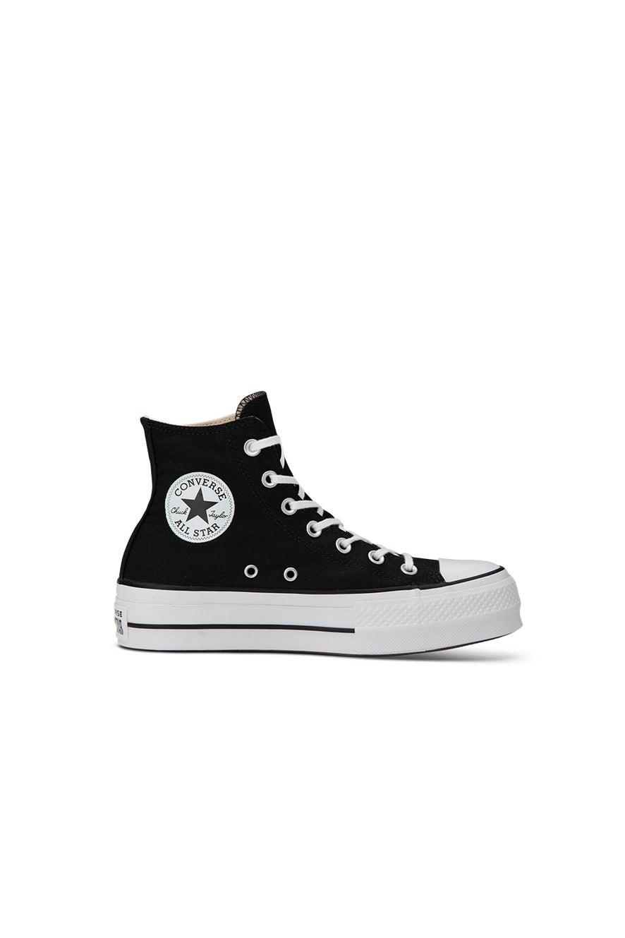 Converse Chuck Taylor All Star Canvas Lift High Top Black