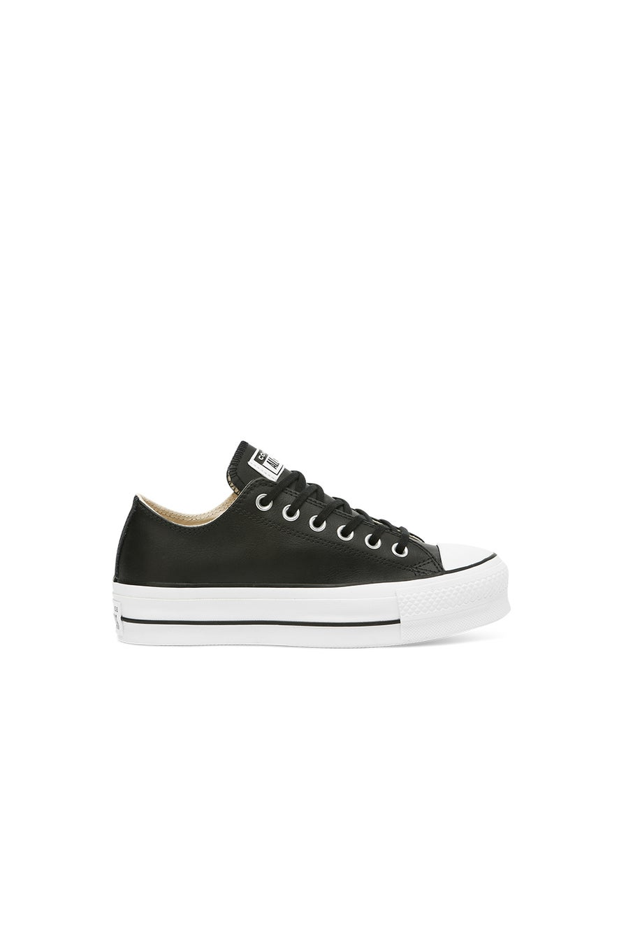 Converse Chuck Taylor All Star Lift Leather Black