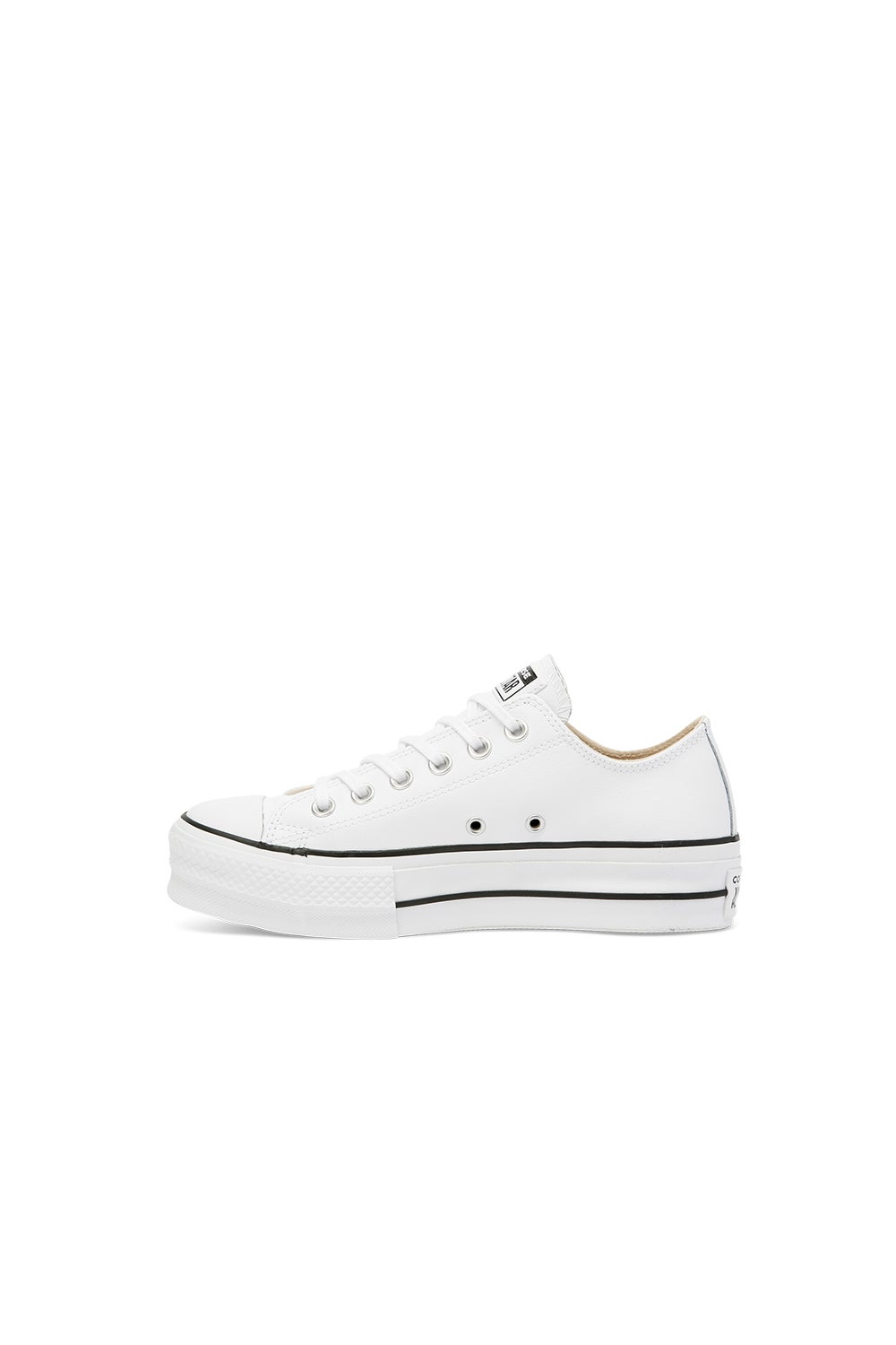 Converse Chuck Taylor All Star Lift Leather White