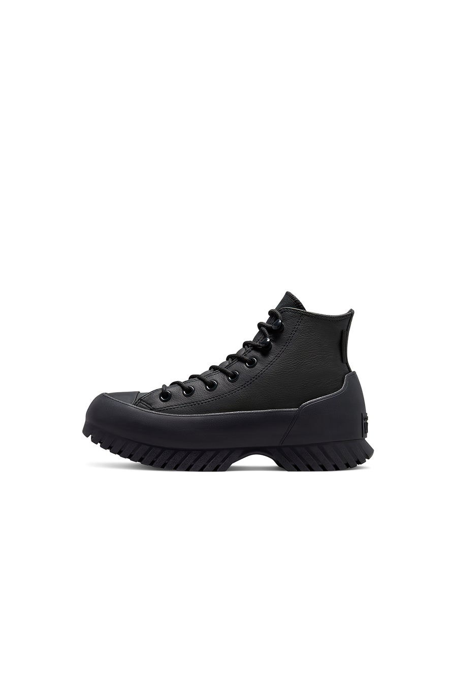 Converse Chuck Taylor All Star Lugged Winter 2.0 High Top Boot Black