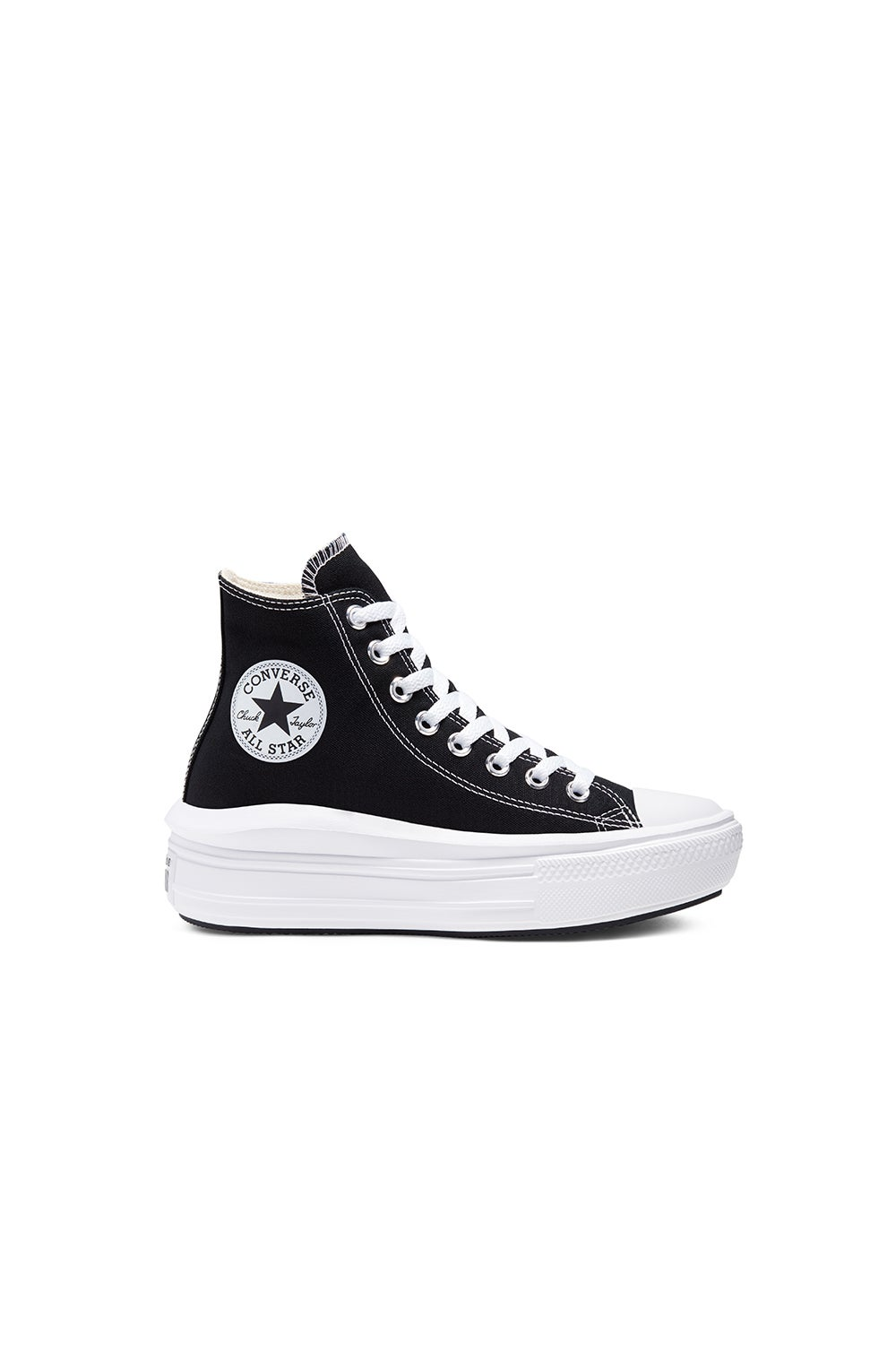 Converse Chuck Taylor All Star Move Platform High Top Black