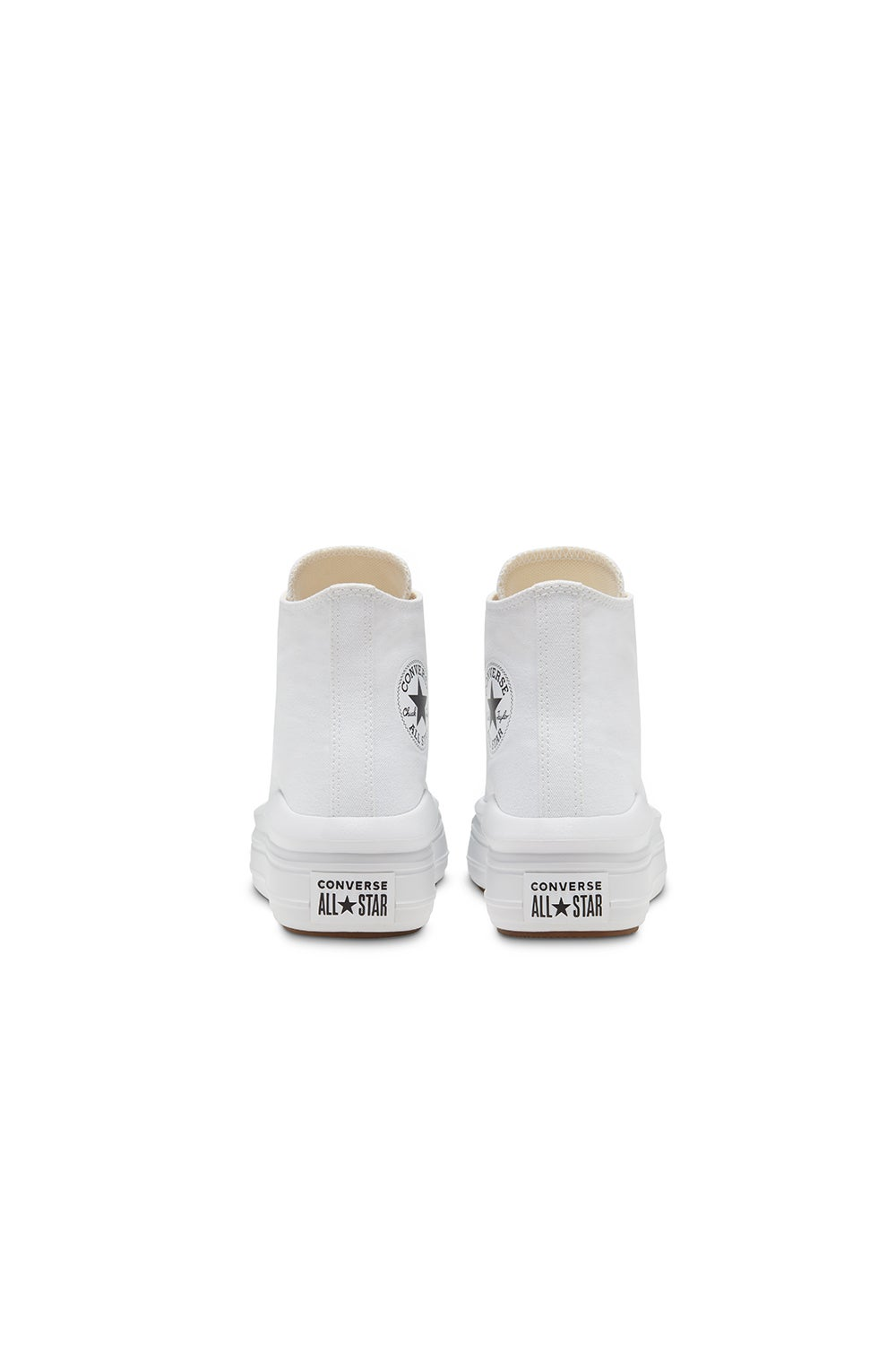 Converse Chuck Taylor All Star Move Platform High Top White