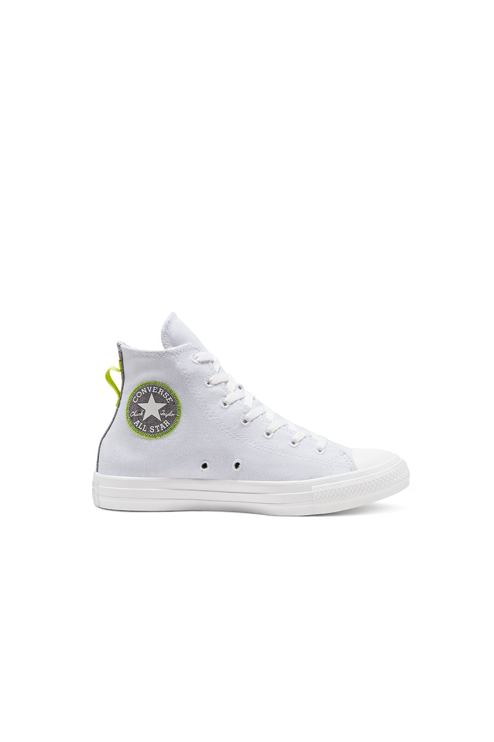 Converse Chuck Taylor All Star Renew Cotton High Top White