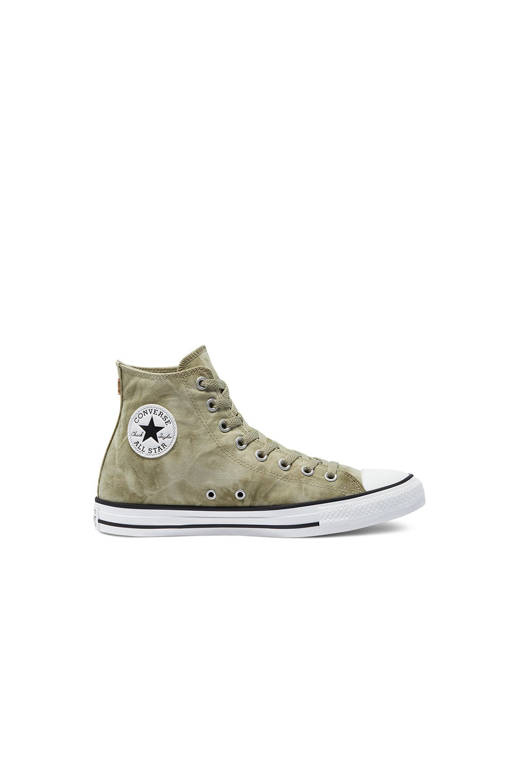 Converse Chuck Taylor All Star Summer Daze Wash High Top Light Field Surplus