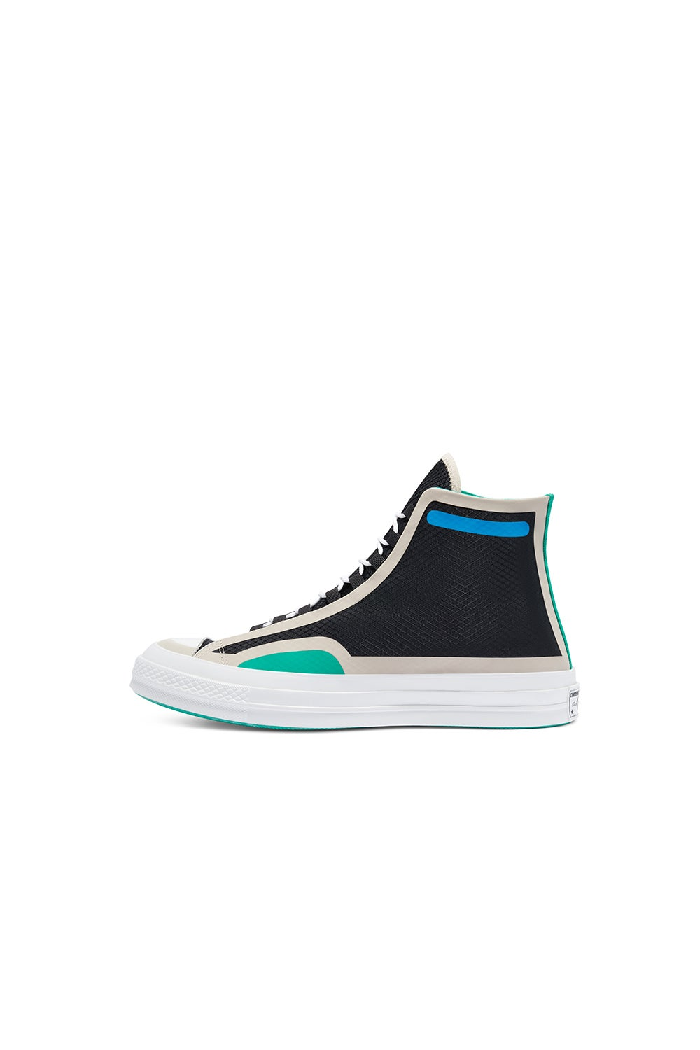 Converse Chuck Taylor All Star Trail Hi Top Black/Digital Blue