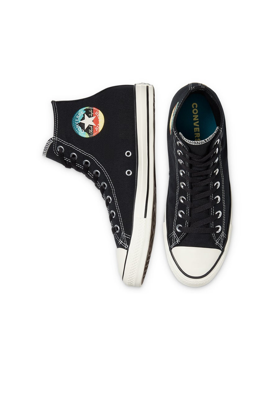 Converse Chuck Taylor National Parks Patch High Top Black