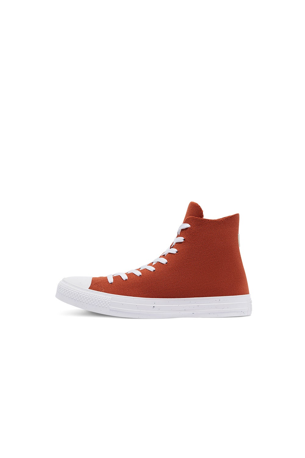 Converse Chuck Taylor Renew Knit High Red Bark
