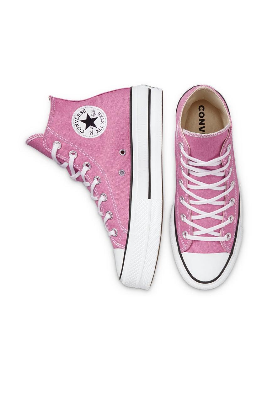 Converse Chuck Tayor All Star Lift High Top Magic Flamingo