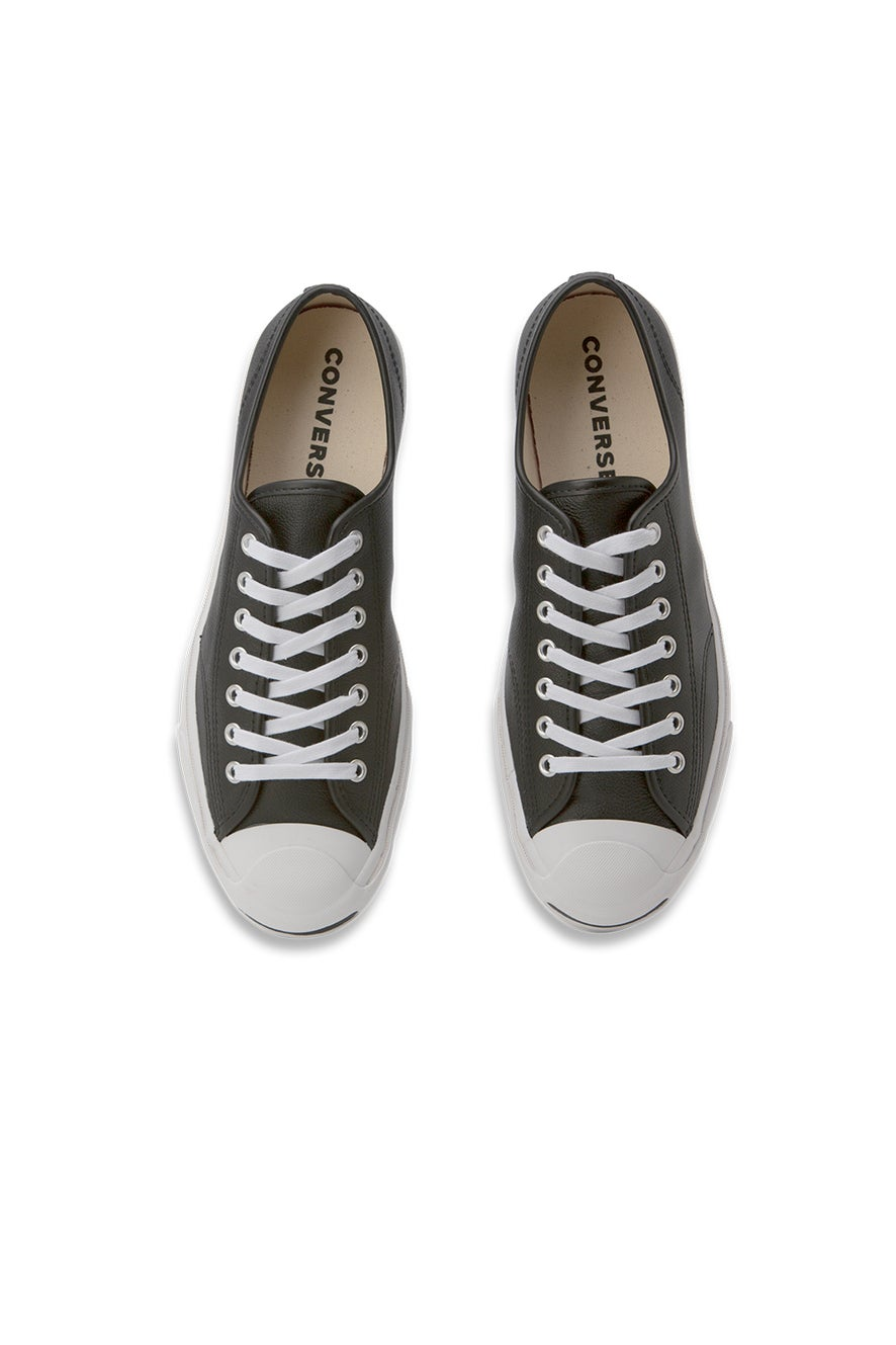 Converse Jack Purcell Foundational Leather Black