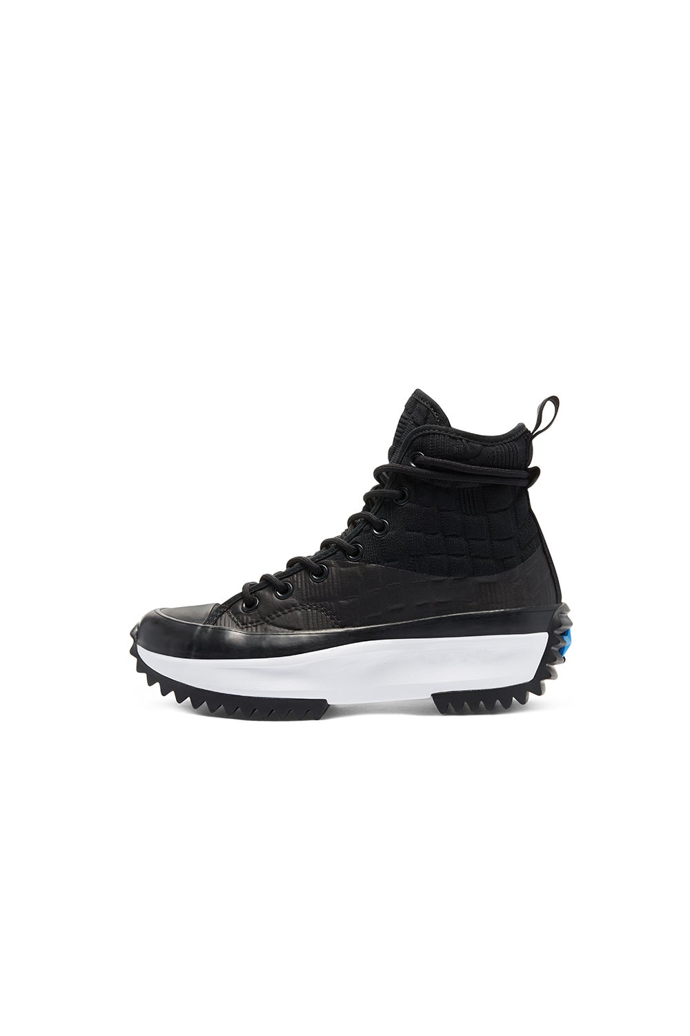 Converse Run Star Hike Digital Explorer High Top Black